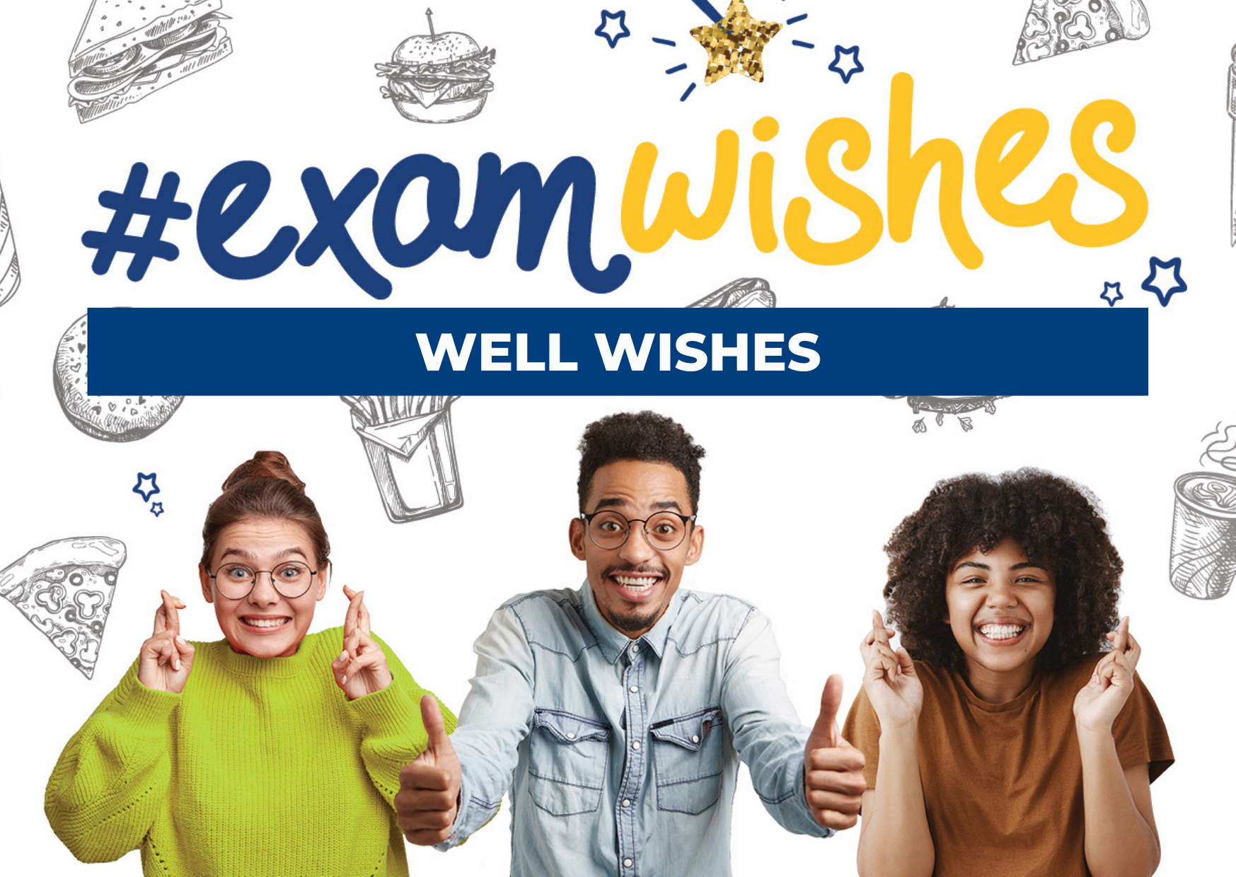 Well Wishes for #ExamWishes