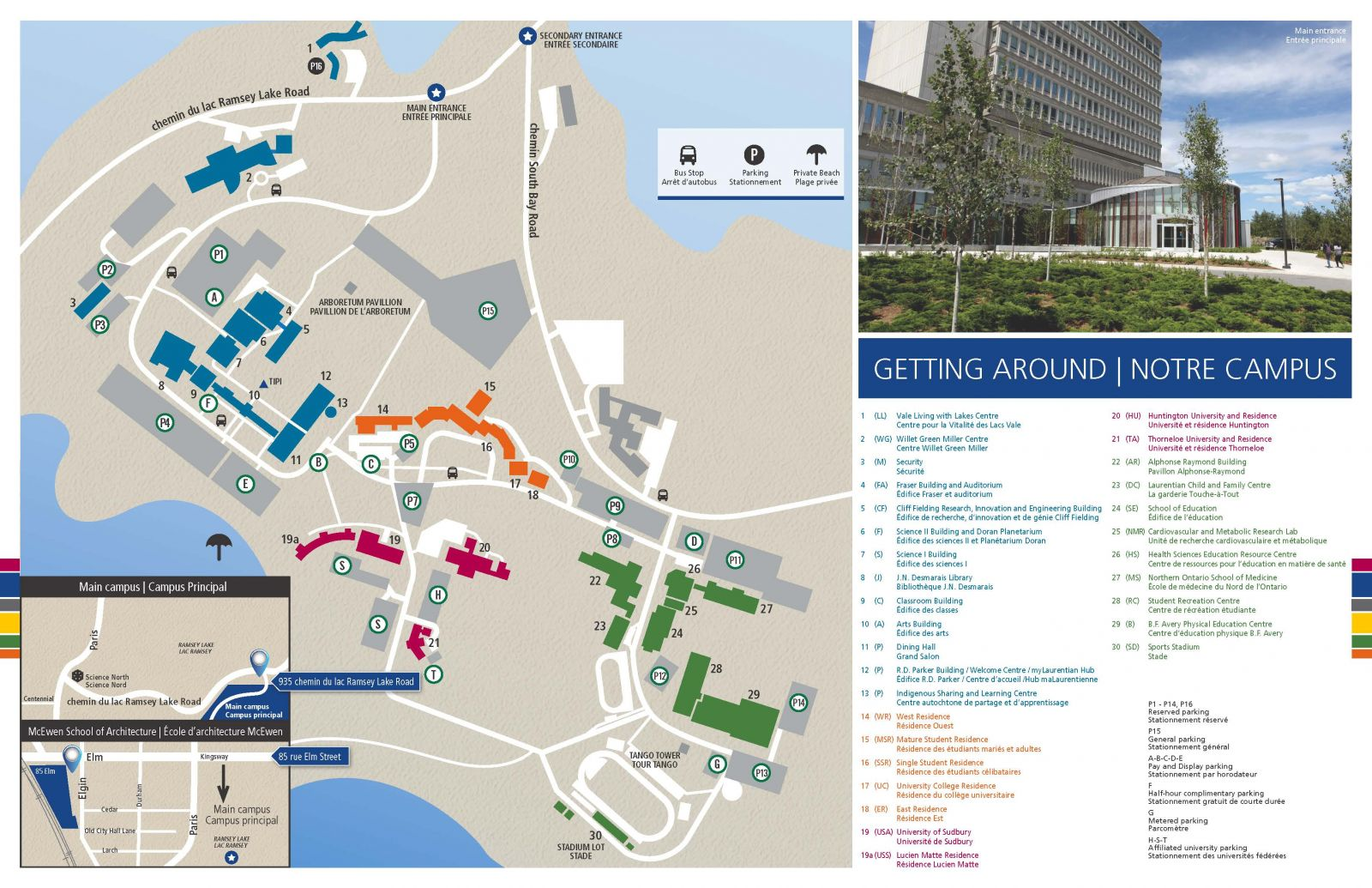 Millikin University Campus Map.Uni Campus Map Www Topsimages Com