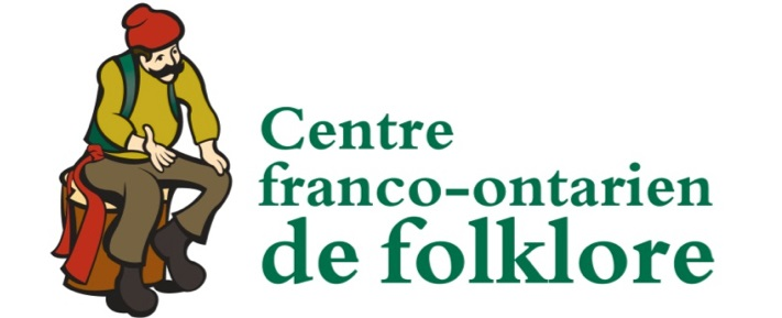 Logo of Centre franco-ontarien de folklore