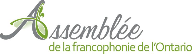 Logo of Assemblée de la francophonie de l'Ontario