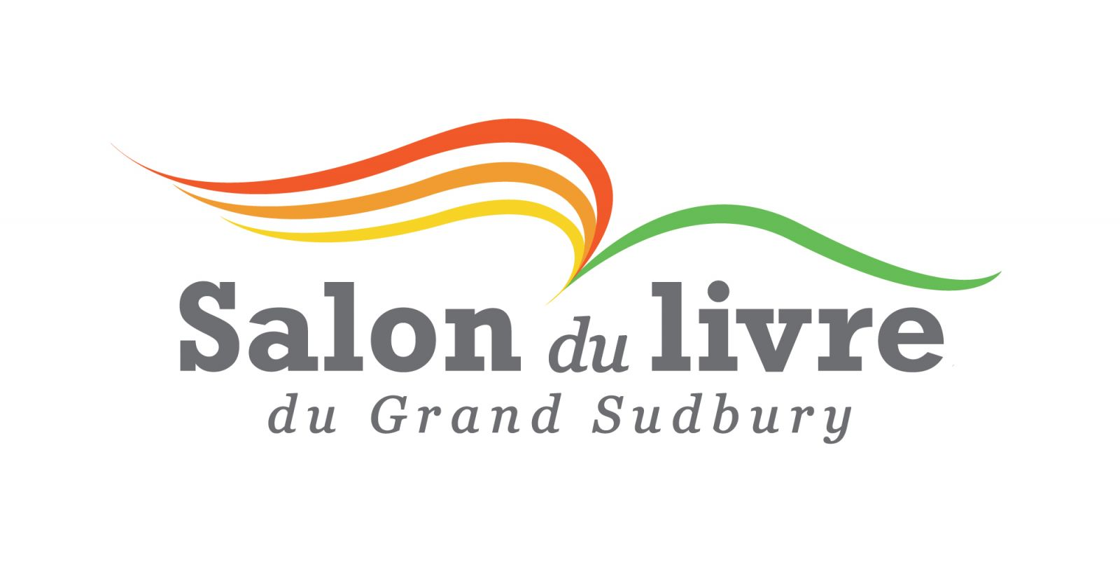 Logo of the Salon du livre du Grand Sudbury