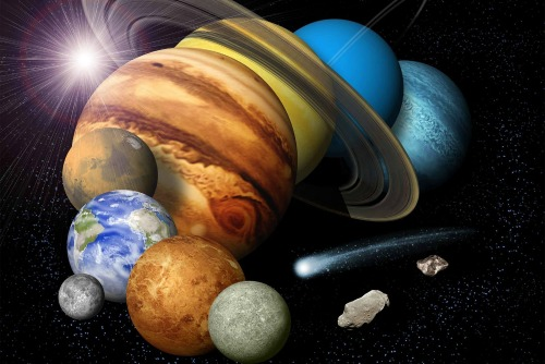 Explore the Solar System