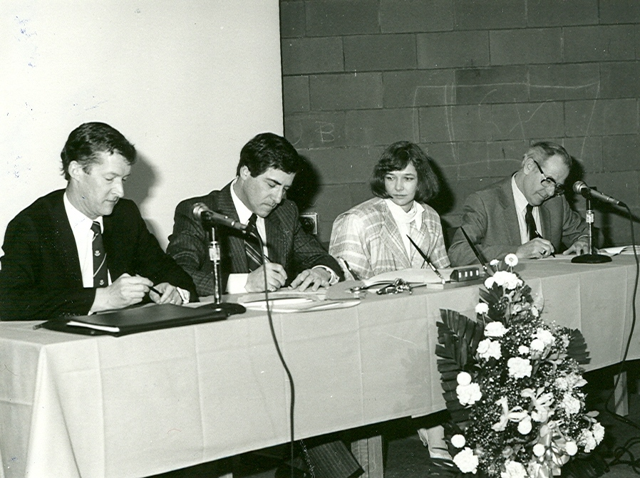 Laurentian University | Our Campus in the 1960s
