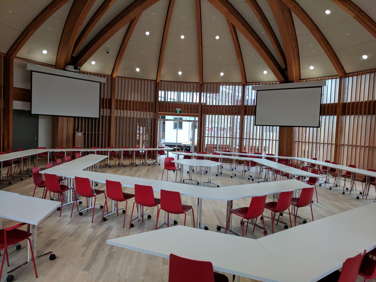 ISLC Round Room